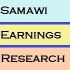 samawi earnings estimates research